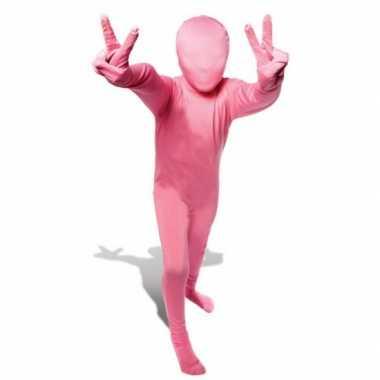Kinder morphsuit roze kopen