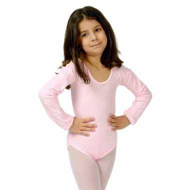 Lichtroze kinderbody morphsuit kopen