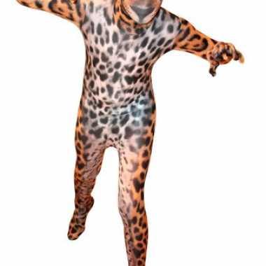 Luipaarden morphsuit kinderen kopen