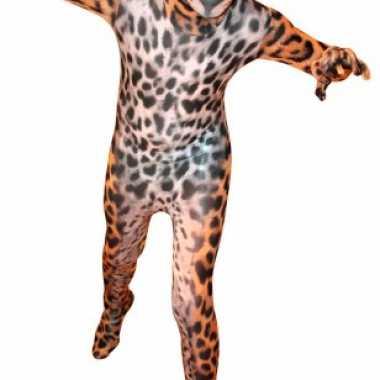 Luipaarden morphsuit kopen
