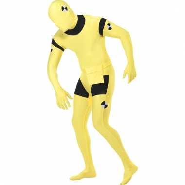 Second skin crash dummy morphsuit kopen
