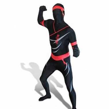 Morphsuit ninja kopen
