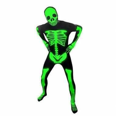 Morphsuit skelet kopen