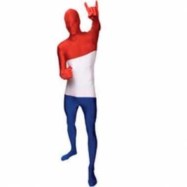 Morphsuit vlag Nederland kopen