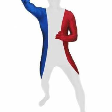 Morphsuits Franse vlag kopen
