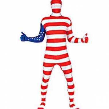 Morphsuits USA vlag kopen