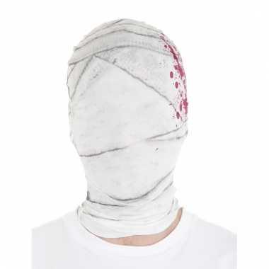 Morpsuit masker een mummie morphsuit kopen
