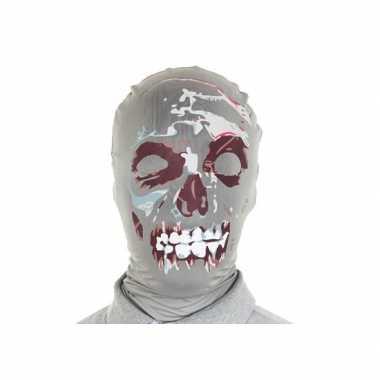 Morpsuit masker een zombie morphsuit kopen