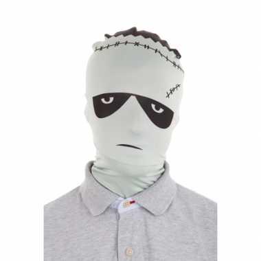 Morpsuit masker frankenstein morphsuit kopen