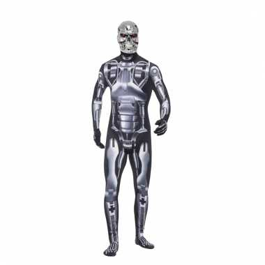 Terminator second skin heren morphsuit kopen